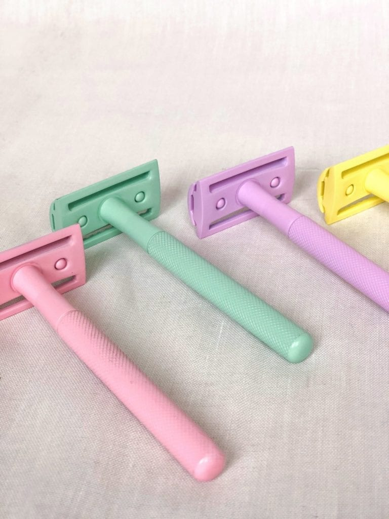 best Safety Razor different colors